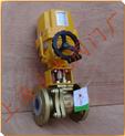 DN200电动球阀 电动球阀简介 电动球阀发展史