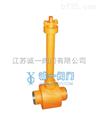 优质Q61F/H/Y埋地式加长杆焊接球阀