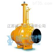 发散燃气全焊接球阀 专业生产优质球阀
