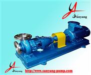 化工泵,卧式单级管道化工泵,卧式管道化工泵技术参数