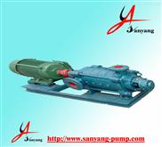 温州多级泵,D型多级离心清水泵,卧式多级泵,多级泵原理