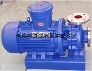 诚展泵阀直销ISWHB100-160型卧式不锈钢防爆管道离心泵