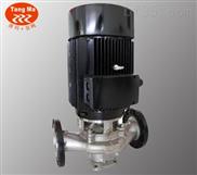 新型不銹鋼管道泵,可轉動法蘭不銹鋼立式管道泵