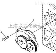 汽车发动机机油泵