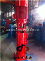 供应XBD12.0/28-100DL×6自吸式消防泵 上海多级消防泵 DL立式多级消防泵