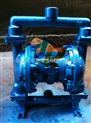 供应QBY-10气动单向隔膜泵 不锈钢气动隔膜泵 微型隔膜泵