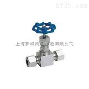J21H、J21W 型 PN25、PN40 外螺紋鋼制截止閥