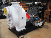 P型自吸排污泵,柴油机自吸泵