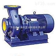 供应ISW40-250(I)B大自然管道泵 氟塑料管道泵 卧式离心管道泵