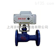 NQ-DDQF电动高温球阀