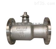 QJ41M/F不锈钢高温球阀 ,高温球阀