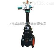 铁制电动楔式闸阀 电动楔式闸阀