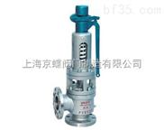 TFA48Y高溫高壓安全閥