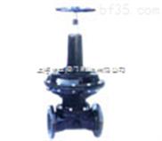 英标气动衬胶隔膜阀 (常开式);隔膜阀系列