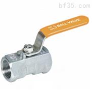 Q11F内螺纹不锈钢球阀