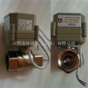 微型电动二通阀|精小型电动球阀