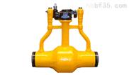 MQ361F排氣直埋全焊接球閥,直埋全焊接球閥