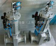 化工用氣動管夾閥閥體鋁合金材質