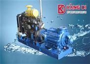 KDL型柴油机矿山矿用多级排水泵/柴油机多级泵