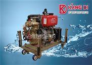 KDCY船用柴油机应急消防泵组/船级社认证柴油机自吸泵