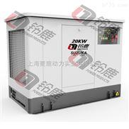 30KW静音式多汽油发电机直销
