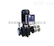 变频恒压管道泵, 变频管道泵