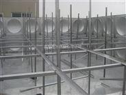 不锈钢方形水箱内拉筋图