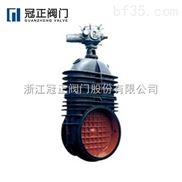 Z945X-10型铸铁电动暗杆软密封闸阀