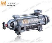 供应湖南D型不锈钢多级泵厂家,D6-25X10不锈钢多级泵流量参数,三昌水泵厂