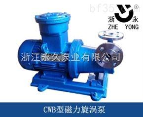 CWB型磁力旋涡泵厂家