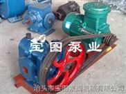 宝图牌保温罗茨泵.小型导热油泵.不锈钢保温泵