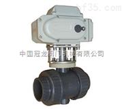 氣動塑料球閥 中國冠龍閥門機械有限公司