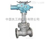 Z941H電動法蘭閘閥高溫蒸汽電動閘閥、閥門
