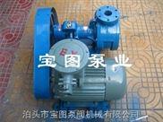 宝图牌高粘度油泵.高粘度齿轮泵.石蜡泵18733734345