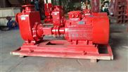 XBD-ZW自吸消防泵,消防固定专用泵,卧式单级消防泵