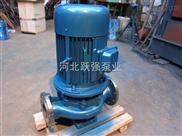 IHG型立式化工管道泵
