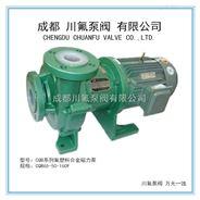 *CQB氟塑料磁力泵