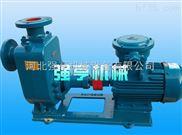 湘潭强亨生产的自吸式防爆离心泵主要用来输送石油产品