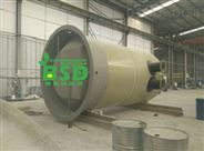 GRP玻璃钢泵站环保节目*