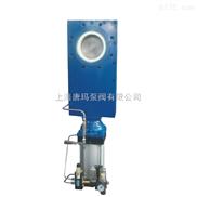 Z643TC气动陶瓷单闸板闸阀,陶瓷气动单闸板阀,气动陶瓷单闸板阀