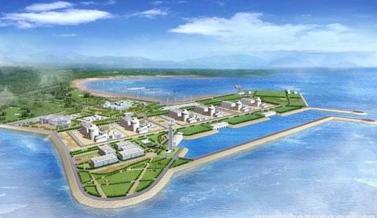 国核山东石岛湾核电站是我国第一个拥有自主知识产权的核