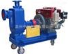 ZWC柴油機自吸排污泵